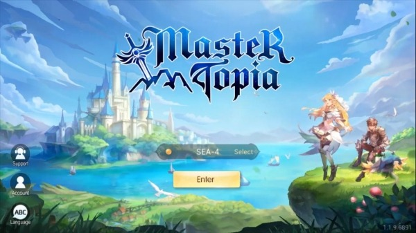 Master Topia Android Game Image 1
