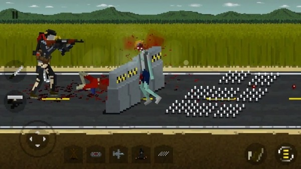 They Are Coming: Zombie Shooting & Defense Android Game Image 1
