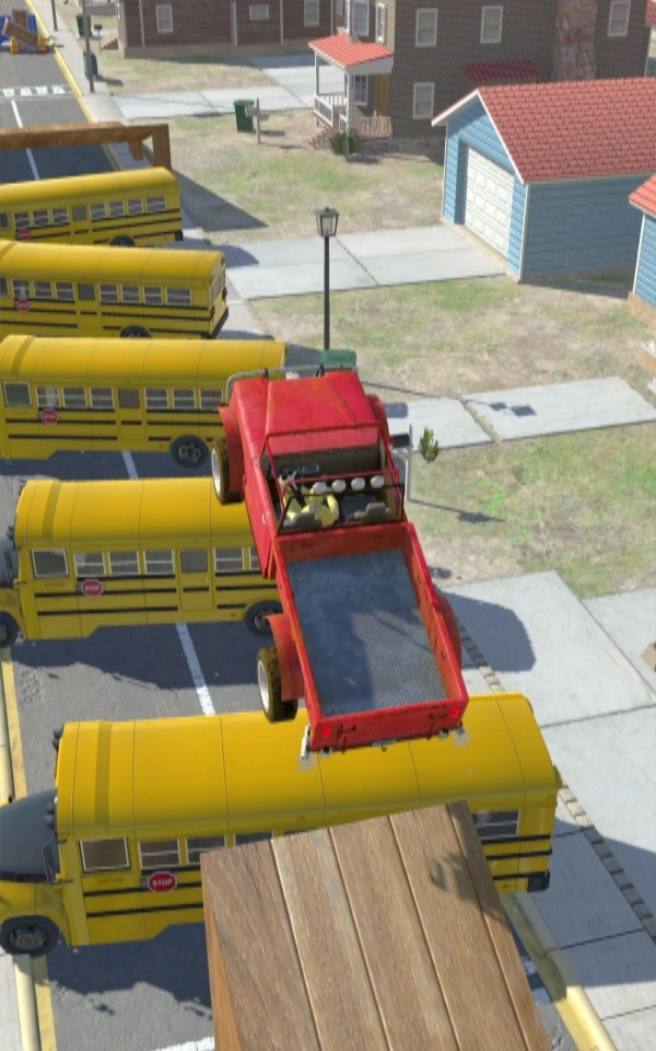 Extreme Car Sports Android Game Image 1
