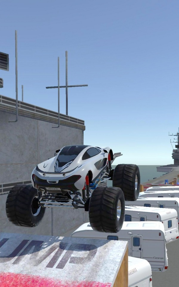 Extreme Car Sports Android Game Image 3