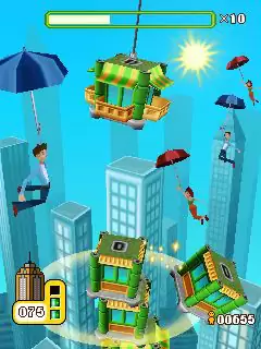 Tower Bloxx Deluxe Java Game Image 2