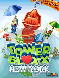 Tower Bloxx: New York Java Game Image 1