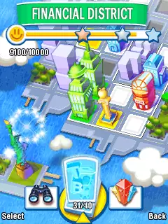 Tower Bloxx: New York Java Game Image 2