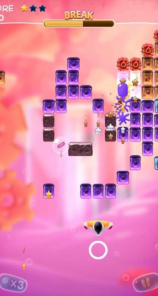 Bio Bricks Breaker Android Game Image 3