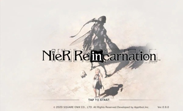 NieR Re[in]carnation Android Game Image 1