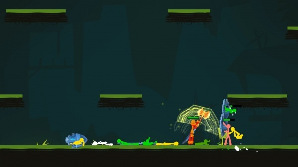 Stickman Exile Hero Android Game Image 2
