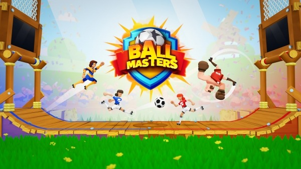Ballmasters: 2v2 Ragdoll Soccer Android Game Image 1