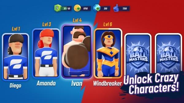 Ballmasters: 2v2 Ragdoll Soccer Android Game Image 2