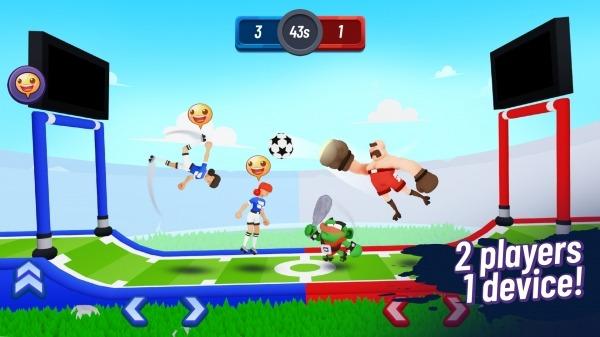 Ballmasters: 2v2 Ragdoll Soccer Android Game Image 4