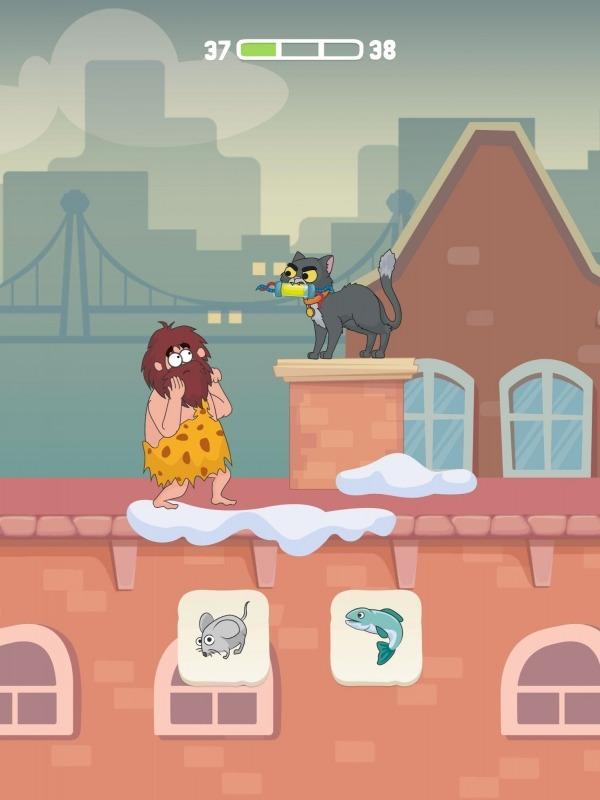 Comics Bob Android Game Image 3
