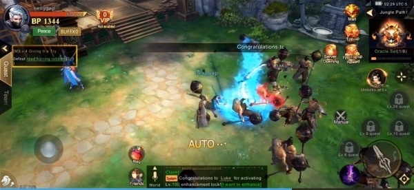 Loong Origin: Clash Android Game Image 2