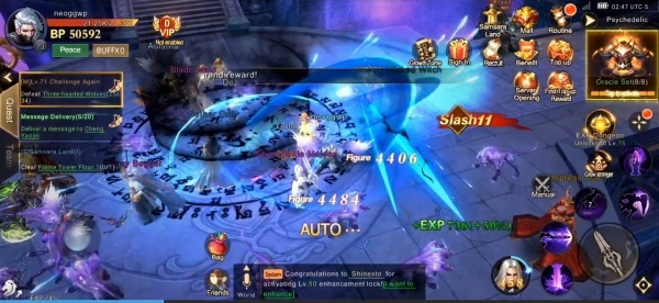 Loong Origin: Clash Android Game Image 4