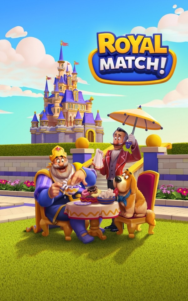 Royal Match Android Game Image 1