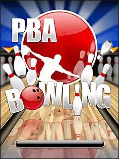 Professional Bowlers Association Bowling Java Game Image 1