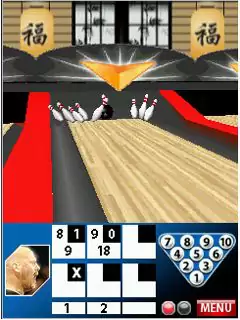 Professional Bowlers Association Bowling Java Game Image 4