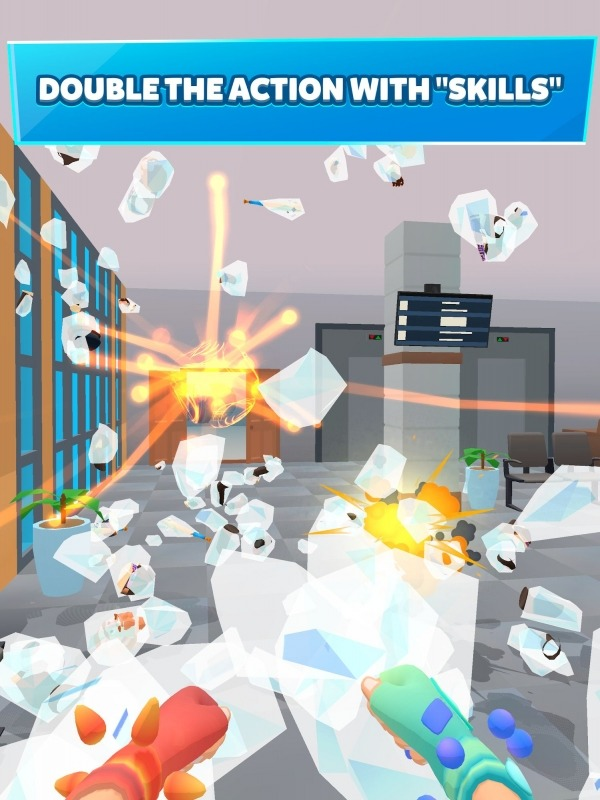 Ice Man 3D Android Game Image 1