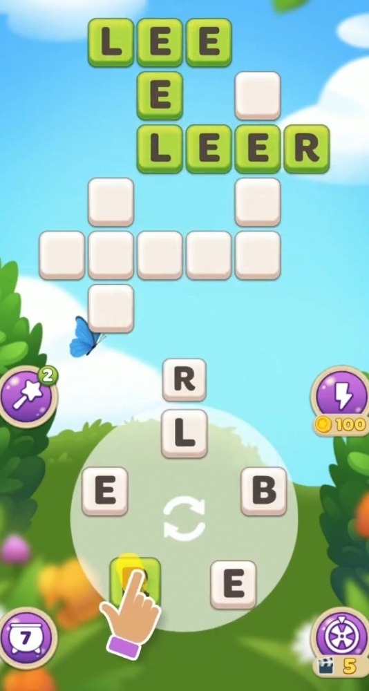 Magic Words: Crosswords - Word Search Android Game Image 2