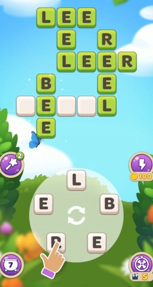 Magic Words: Crosswords - Word Search Android Game Image 3