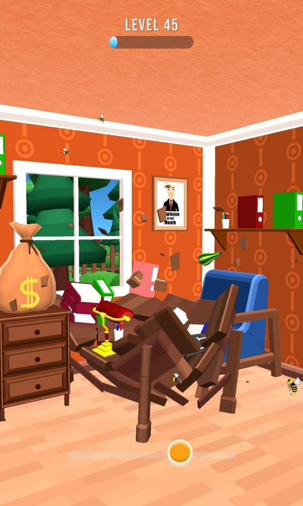 Room Rage Android Game Image 1