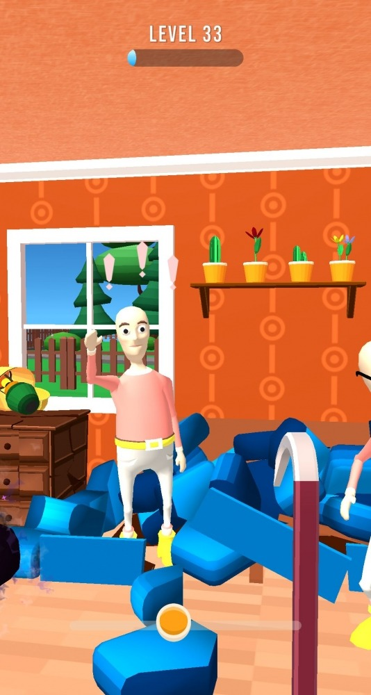 Room Rage Android Game Image 2