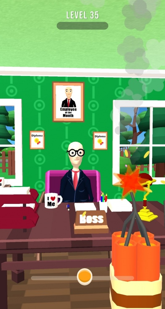 Room Rage Android Game Image 3