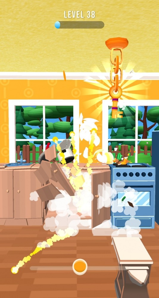 Room Rage Android Game Image 4