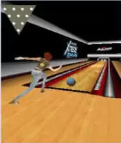 AMF Xtreme Bowling 3D Java Game Image 3