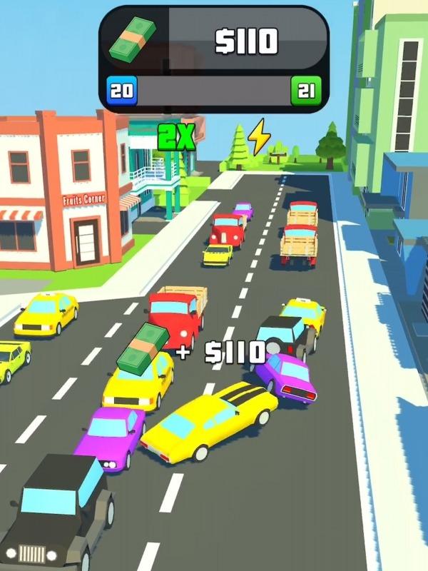 Crash N' Burn Android Game Image 1