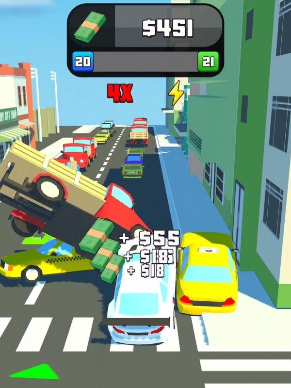 Crash N' Burn Android Game Image 2
