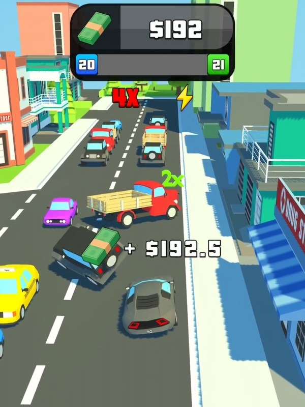 Crash N' Burn Android Game Image 3