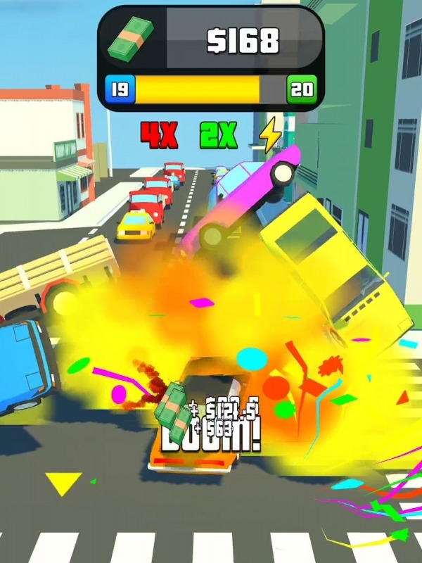 Crash N' Burn Android Game Image 4