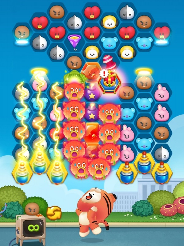 HELLO BT21 Android Game Image 3