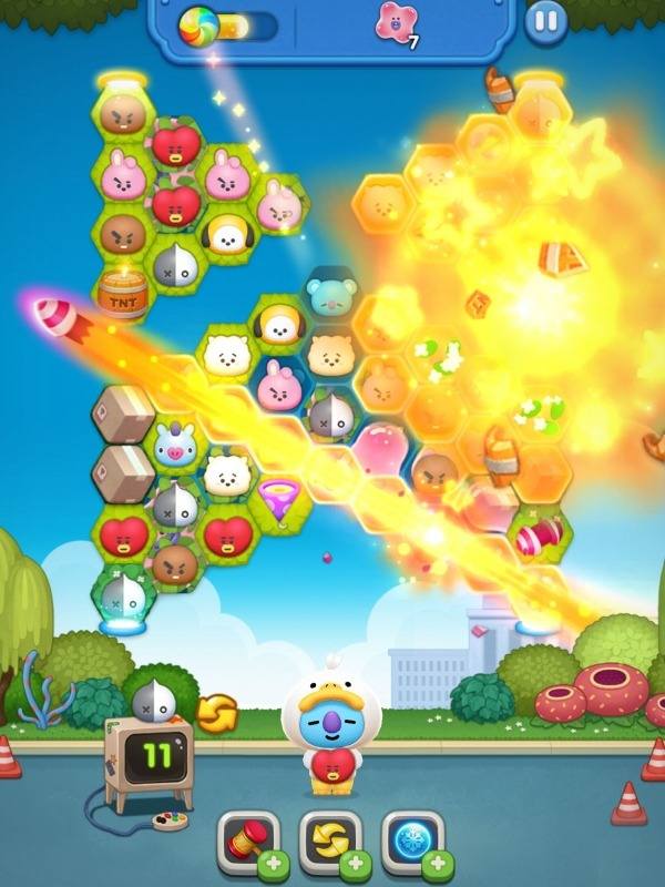 HELLO BT21 Android Game Image 4