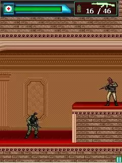 D3 Commando Force Java Game Image 4