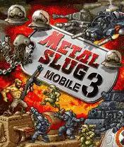 Metal Slug Mobile 3 Java Game Image 1