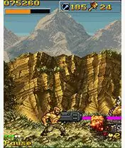 Metal Slug Mobile 3 Java Game Image 2