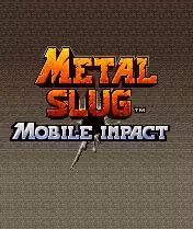 Metal Slug Mobile Impact Java Game Image 1