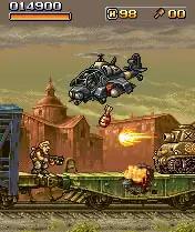 Metal Slug Mobile Impact Java Game Image 3