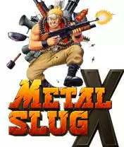 Metal Slug X Java Game Image 1