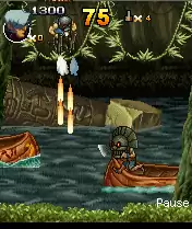 Metal Slug X Java Game Image 4