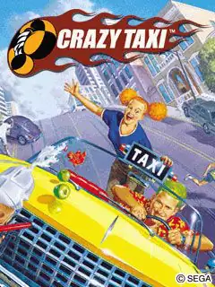 Crazy Taxi Java Game Image 1