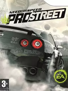 Need For Speed ProStreet 3D Java Game Image 1