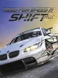 Need for Speed Shift 3D Java Game Image 1
