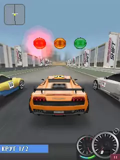 Need for Speed Shift 3D Java Game Image 3