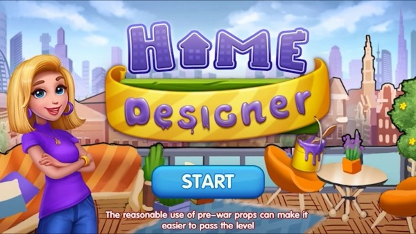 Home Designer - House Blast Android Game Image 1