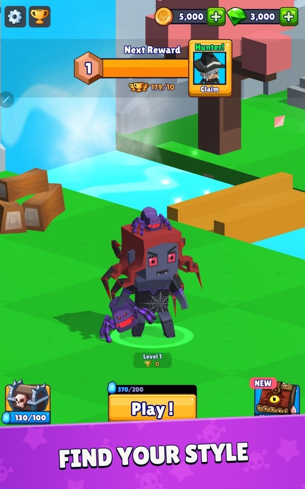 Hunt Royale Android Game Image 3