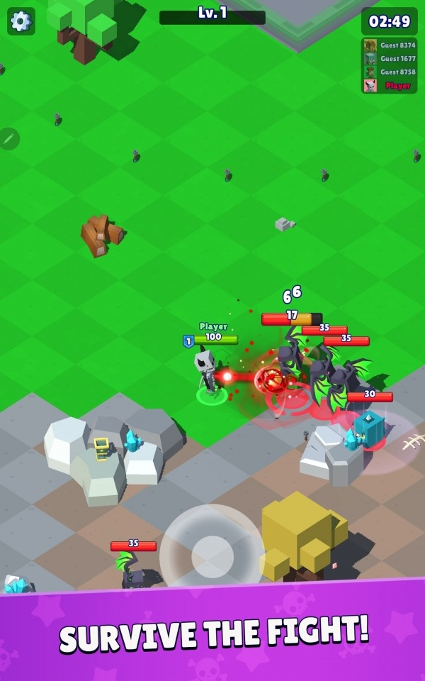 Hunt Royale Android Game Image 4