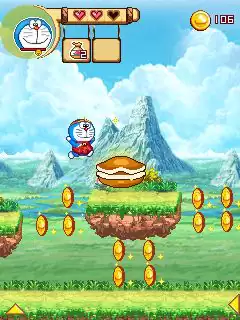 Doraemon: Island Of Miracles Java Game Image 2