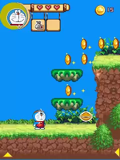Doraemon: Island Of Miracles Java Game Image 3
