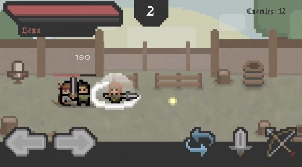 Hilt Arena Android Game Image 1